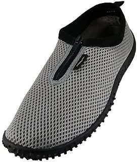 The Wave - Mens Aqua Shoe (12, Grey)