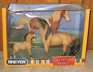 Breyer Spirit Kiger Mustang Family