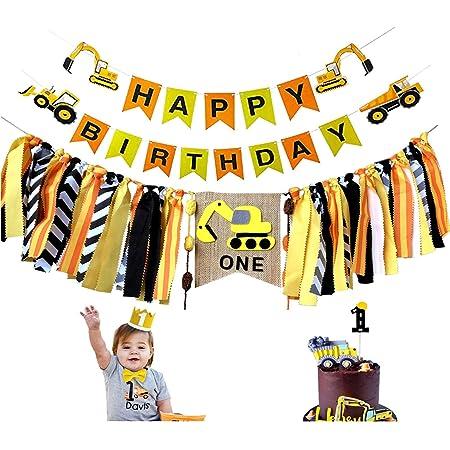 Boys Birthday Trucks Party Favors Dump Truck Treat Bags Construction Trucks Birthday Party Tops Treat Bags Qty 12
