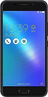 Asus ZenFone 3s Max Dual SIM - 32GB, 3GB RAM, 4G LTE, Black