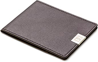 DUN Brown Leather For Men - Bifold Wallets