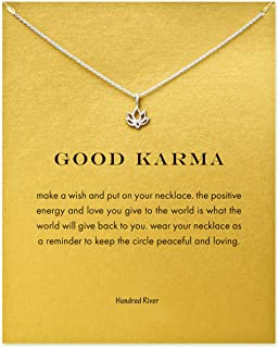 Friendship Anchor Compass Necklace Good Luck Elephant Pendant Chain Necklace with Message Card Gift Card