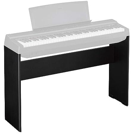 Yamaha L-121B Junior Soporte Piano Digital, Negro