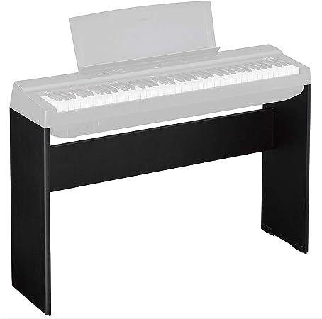 Yamaha L-121B Junior Soporte Piano Digital, Negro: Amazon ...