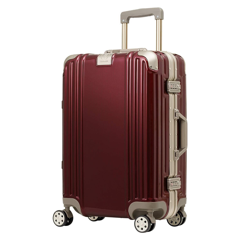 汚す支払う裁判官スーツケース キャリーケース キャリーバッグ S M Lサイズ ダイヤルロック ダブルキャスター レジェンドウォーカー 5509 …