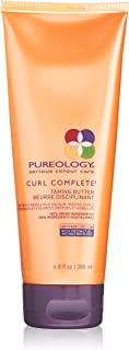 Pureology Curl Complete Taming Butter for Colour Treated Curls and Waves, Fee Free Definition That Last 3 Days