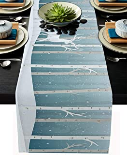 Amazon Com Table Runners 120 In Above Table Runners Kitchen Table Linens Home Kitchen