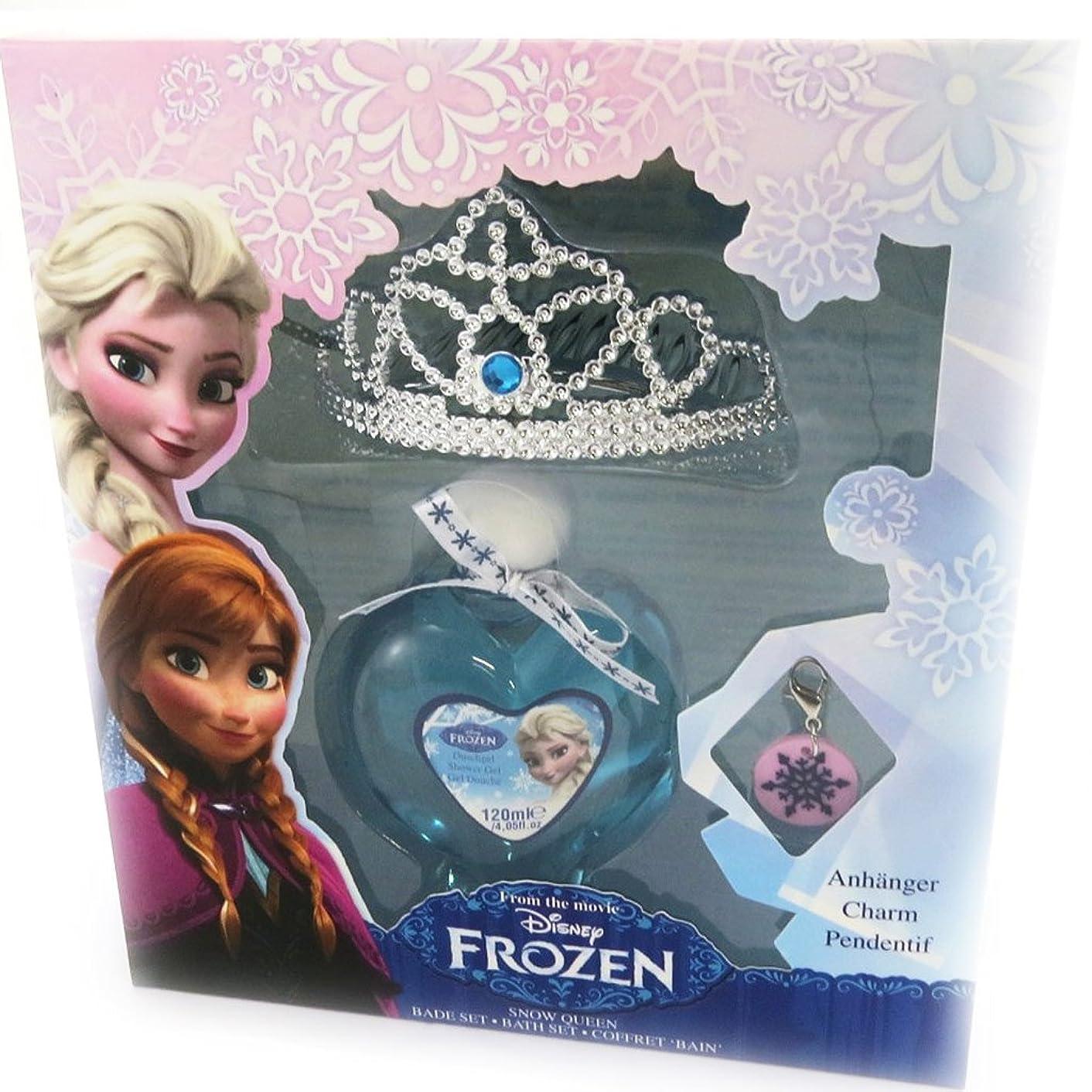 デコードする攻撃神経障害[雪の女王 (Reine des Neiges)] (Frozen - Reine des Neiges コレクション) [M2699] ボディソープ ブルー