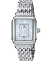Michele - Deco Madison Mid Silver - MWW06G000012