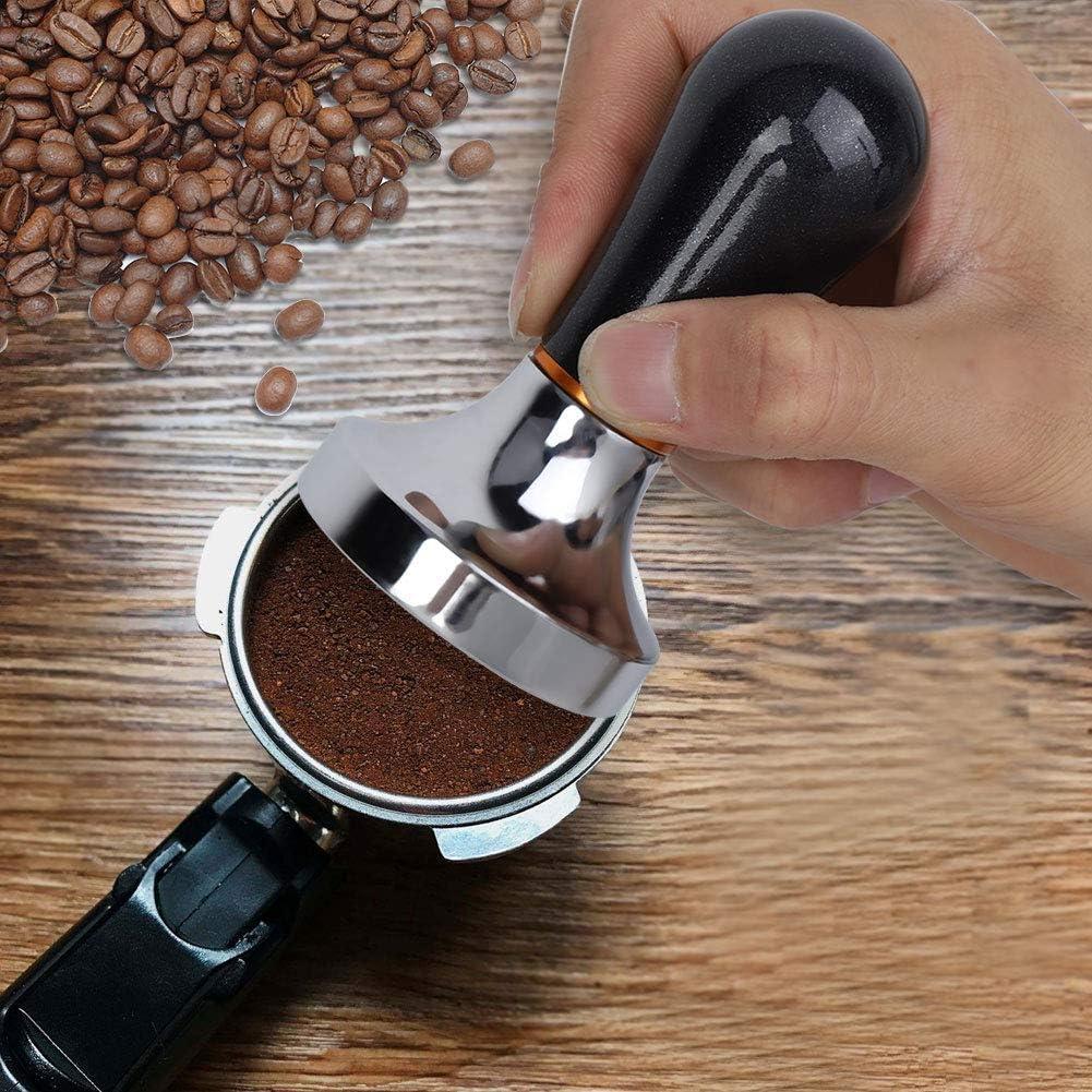Jadeshay Long Beach Mall Espresso Coffee Max 52% OFF Tamper Aluminu 57mm Handheld Practical