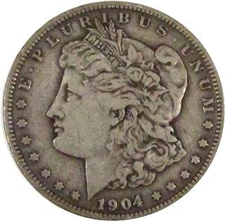 1904 Morgan Silver Dollar $1 Very Fine