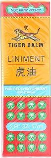TIGER BALM - Liniment Penetrating Pain Relief - 2 fl. oz. (57 ml)