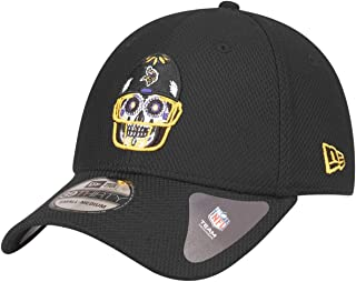 New Era 39Thirty Diamond Cap - SUGAR SKULL Minnesota Vikings - M/L