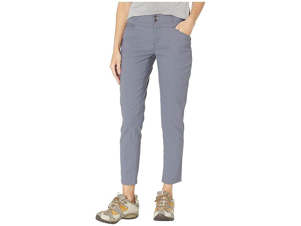 Marmot Devonian Pants (Steel Onyx) Women