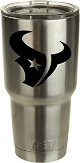 houston texans yeti tumbler