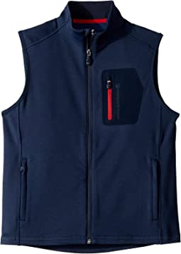 Walker Full Zip Vest (Toddler/Little Kids/Big Kids)