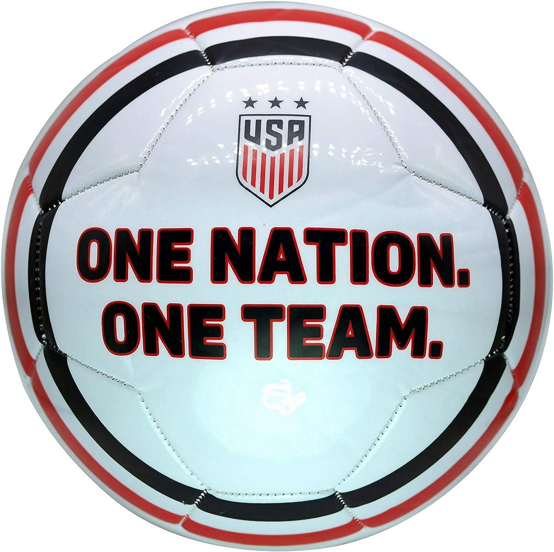 US Soccer Women's Official Licensed USA Soccer Ball Size 5