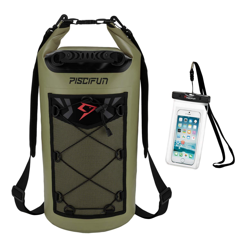 Piscifun Waterproof Backpack Floating Sports