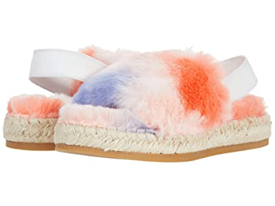 Dolce Vita Keya (Orange Multi Faux Fur) Women