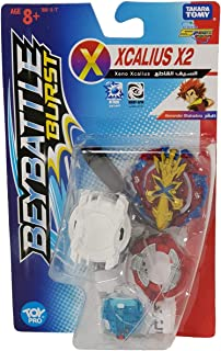 Beybattle Burst Xeno Xcalius X2