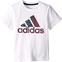 USA Graphic Tee (Toddler/Little Kids)