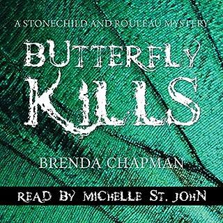 Butterfly Kills audiobook cover art