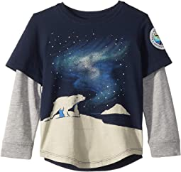 Northern Lights Tee (Toddler/Little Kids/Big Kids)