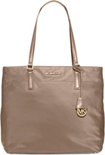 MICHAEL Michael Kors Womens Morgan Water Resistant Shopper Tote Handbag