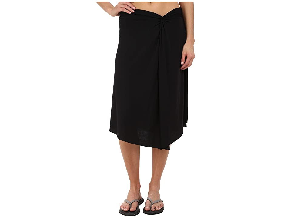 Prana Jessalyn Skirt (Black) Women