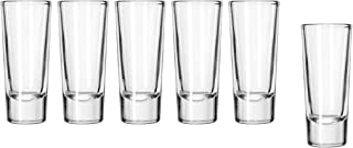 Libbey Shot Glasses, Set of 6