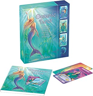 Oceanic Tarot: Includes a full desk of specially commissioned tarot cards and a 64-page illustrated book
