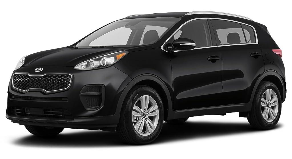 Amazon Com 2018 Kia Sportage Reviews Images And Specs Vehicles