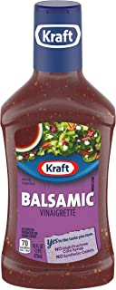 Kraft Balsamic Vinaigrette Dressing (16 oz Bottle)