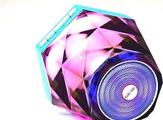 Multi Color Mini Wireless Speaker WS1810