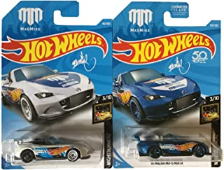 Hot Wheels 🔥 2018 '15 Mazda MX-5 Miata 2 Pack
