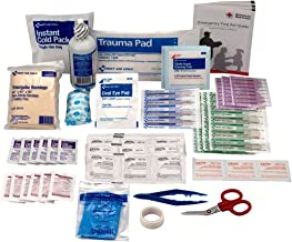 First Aid Only Refill For Bulk 25 Person First Aid Kit, Brown