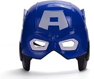 REINDEAR Comics Costume Superhero LED Light Eye Mask