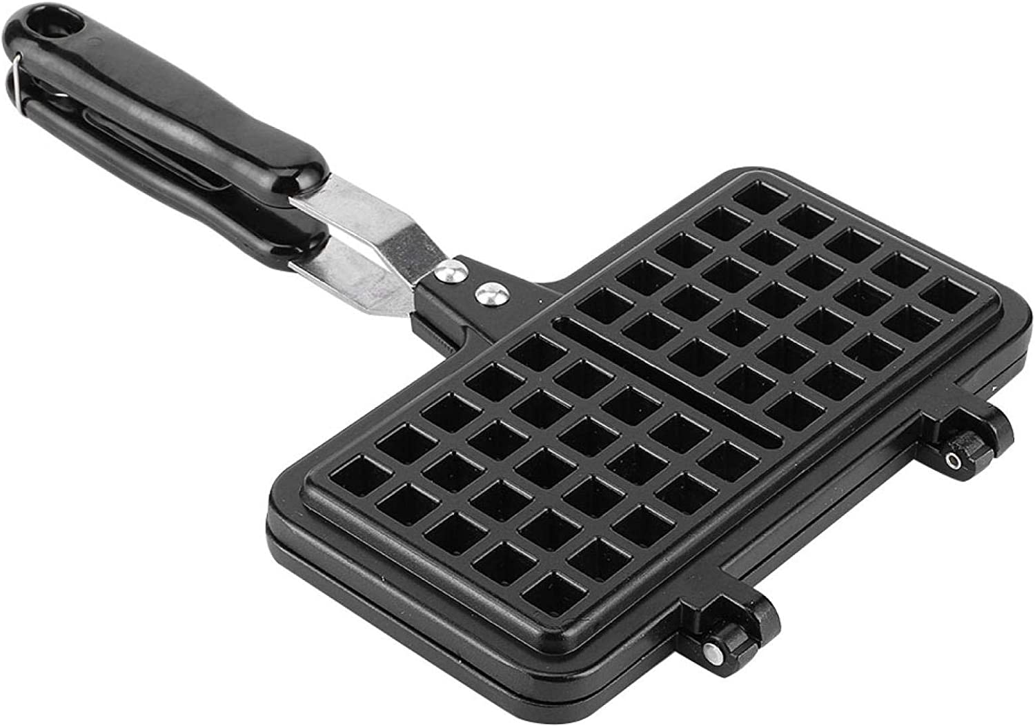 Waffle Iron-1Pc Rectangle Shape 5 ☆ popular Pan Mold Non-stick Baking Clearance SALE! Limited time!