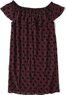 fb6cc11a156839 J. Crew Factory Women s - Polka Dot Off-Shoulder Dress