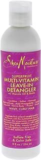 Shea Moisture Super Fruit Multi-Vitamin Leave-In Detangler, 8 Ounce