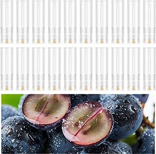 プルームテックプラス互換 カートリッジ 巨峰葡萄味 メンソール感 蒸気量たっぷり 液漏れ防止 20本セット 電子タバコ用カートリッジ