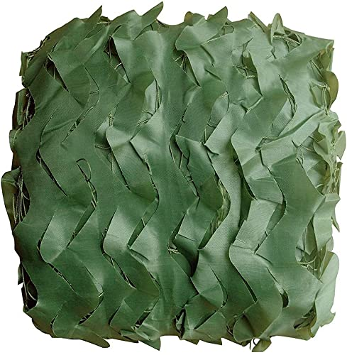 Filet d'ombrage Filet de camouflage vert Le filet de renforcement solide et épais de camouflage antiaérien peut être utilisé comme couverture de camouflage pour tente de tente de forêt auvent de voitu