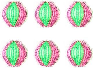 comprar comparacion 6 Piezas Bolas de Limpieza Lavado para Colada Magicas Lavadora Bola de Plástico