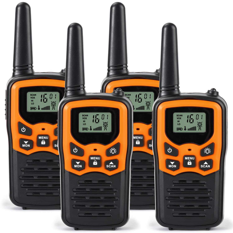 Rivins Walkie Talkies Channel Handheld
