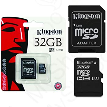 Original Kingston MicroSD Tarjeta De Memoria 32 GB para Samsung ...