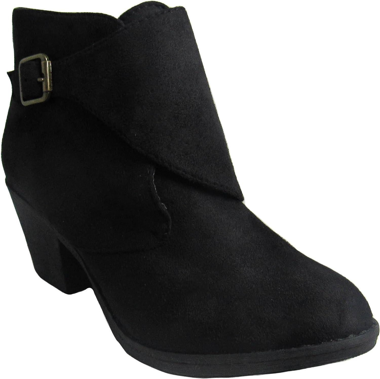 Lynx Womens Linda-1 Black Boots 7.5 D(M) US