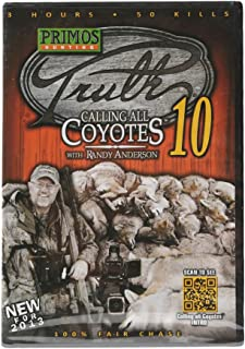 Primos Hunting The Truth 10 - Calling All Coyotes DVD