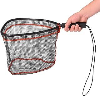 comprar comparacion Lixada Red de Pesca Plegable Hexágono de 6 Hoyos Red Camarón Jaula Trampa Minnow Cangrejo Cebos Trampa Malla de la Red (2)