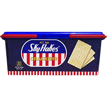 M.Y San Sky Flakes Crackers 28.21 oz