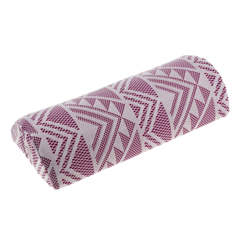 マティス幻想的個人Fenteer ハンドレストピロー ネイルアート クッション 枕 ソフト 洗濯可 取り外し可 ハンドホルダーツール 8タイプ選べ - 4#